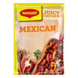 MAGGI Juicy Mexican Chicken Recipe Mix 40g