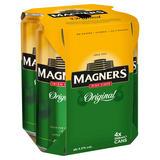 Magners Irish Cider Original 4x 568ml