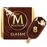 Magnum Classic Ice Cream 8 x 110 ml
