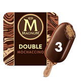 Magnum Double Chocolate Mochaccino Ice Cream 3 x 88ml