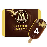 Magnum Salted Caramel Ice Cream 4 x 100ml