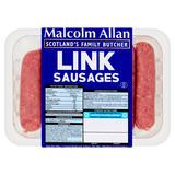 Malcolm Allan Link Sausages