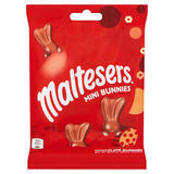 Maltesers Bunny Chocolate Easter Mini Bunnies Bag 58g