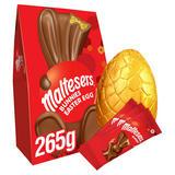 Maltesers Bunny Chocolate Large Easter Egg 265g
