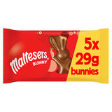 Maltesers Bunny Chocolate Multipack 145g