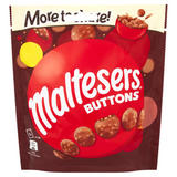 Maltesers Buttons Chocolate More to Share Pouch Bag 189g