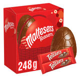 Maltesers Teasers Chocolate Large Easter Egg 248g