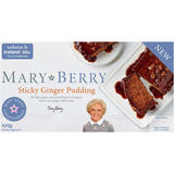 Mary Berry Sticky Ginger Pudding 420g
