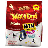 Maryland Cookies Minis Choc Chip 118.8g