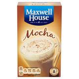 Maxwell House Classic Roast Mocha x8