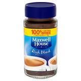 Maxwell House Rich Blend Instant Coffee 200g