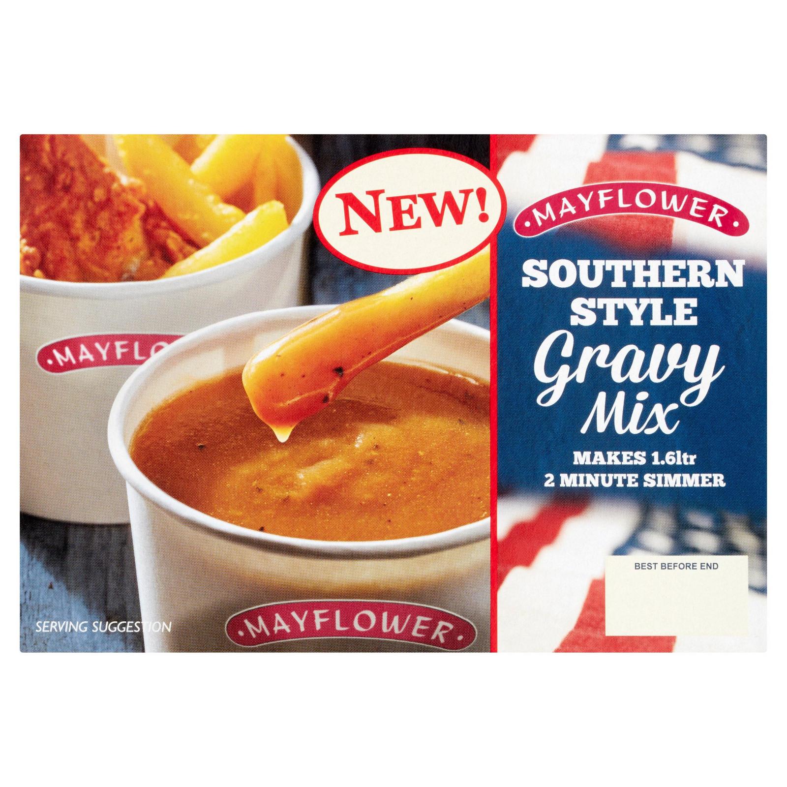 Mayflower Southern Style Gravy Mix 255g Gravy Stock Cubes