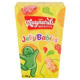 Maynards Bassetts Jelly Babies Sweets Carton 400g