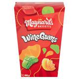 Maynards Bassetts Wine Gums Sweets Carton 400g