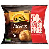 McCain 6 Jackets 1.2kg