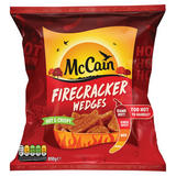 McCain Firecracker Wedges 650g