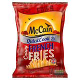 McCain Quick Cook Crispy French Fries 750g