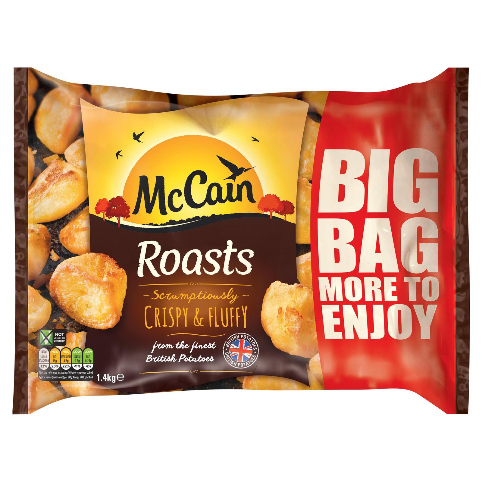 Mccain Potato Pops