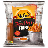 McCain Spicy Peri Peri Fries 650g