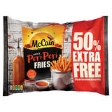 McCain Spicy Peri Peri Fries 975g