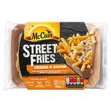 McCain Street Fries Cheese & Bacon 300g