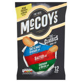 McCoy's The Classics Ridge Cut Potato Crisps 12 x 25g