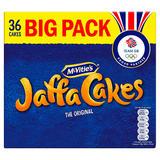 McVitie's Jaffa Cakes Original Big Pack 36 Cakes