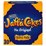 McVitie's Jaffa Cakes Original Triple Pack Biscuits 30 Pack