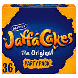 McVitie's Jaffa Cakes The Original Party Pack 36 Cakes