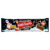 McVitie's Santa Snack 8 Chocolate Cake Bars