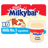 Milkybar Little Treats 6 x 55g (330g)