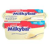 Milkybar White Chocolate Dessert 4 x 65g