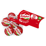 Mini Babybel Original Cheese Snacks 6 x 20g