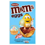 M&M's Eggs Extra Large Chocolate Easter Egg 313g