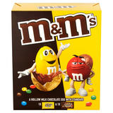 M&M's® Large Mix Chocolate & Peanut Egg 268g