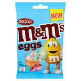 M&M's Speckled Eggs Easter Chocolate Treat Bag 80g