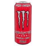 Monster Ultra Red Energy Drink 500ml