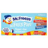 Mr. Freeze Freeze Pops Super Size 80 x 90ml