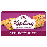 Mr Kipling 6 Country Slices