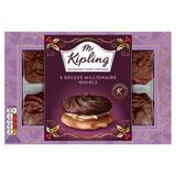 Mr Kipling 6 Deluxe Millionaire Whirls