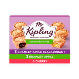 Mr Kipling 9 Mini Fruit Pie Selection