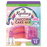 Mr Kipling Unicorn Cake Mix 400g