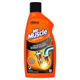Mr Muscle Power Gel Drain Unblocker 500ml