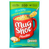 Mug Shot Oh So Tasty Chicken & Sweetcorn Noodles 54g