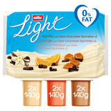 Müller Light Fat Free Yogurts with Chocolate Sprinkles 6 x 160g