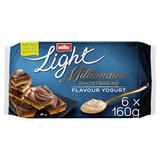 Müller Light Limited Edition Bakery Inspired Yogurt 6 x 160g