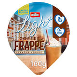 Müller Light Limited Edition Coffee Frappé Flavour Yogurt 160g
