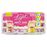 Müller Light Limited Edition Sweet Shop Inspired Yogurt 6 x 160g (960g)
