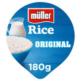 Müller Rice Original Low Fat Pudding Dessert 180g