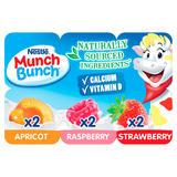 Munch Bunch Fromage Frais 252g (6x42g)